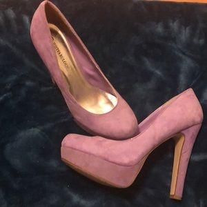 Lilac pumps for any party!